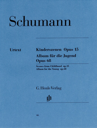 Robert Schumann: Scenes from Childhood op. 15 and Album for the Young op. 68