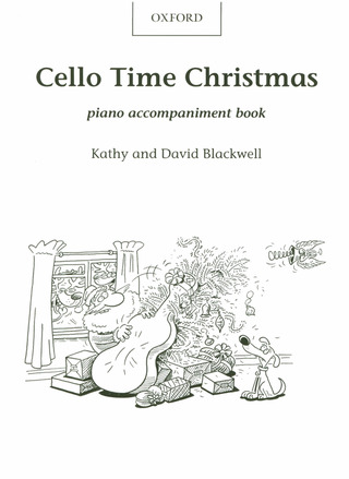 David Blackwell et al.: Cello Time Christmas