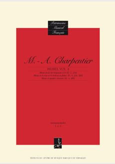 Marc-Antoine Charpentier: Messes 4