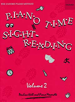 Hall Pauline + Macardle Fiona: Piano Time Sight Reading 2