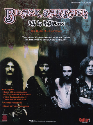 Black Sabbath: Riff By Riff