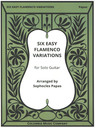 Papas Sophocles: 6 Easy Flamenco Variations