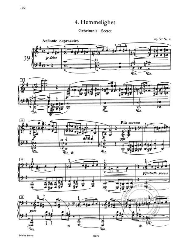 Edvard Grieg: Piano Works 1 (4)