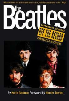 Badman Keith: Beatles - Off The Record