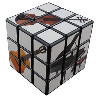 Magic cube instruments