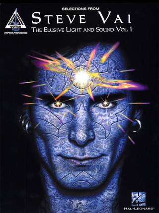 Steve Vai: Steve Vai: Selections From The Elusive Light And Sound - Volume 1 Tab