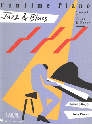 Piano Adventures 3A/3B – FunTime Jazz & Blues