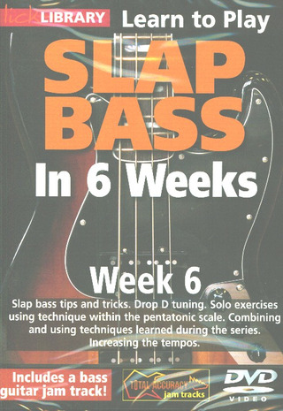 Phil Williams: Slap Bass in 6 Weeks – Week 6