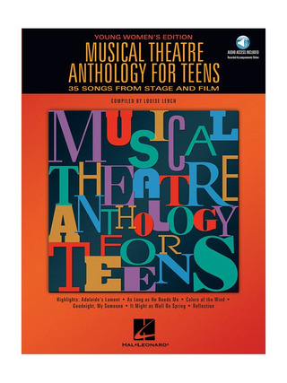 Musical Theatre Anthology for Teens