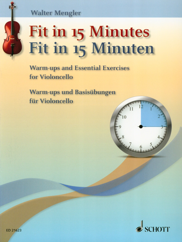 Walter Mengler: Fit in 15 Minuten