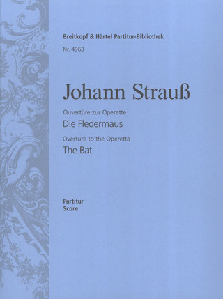Johann Strauß (Sohn): the Bat