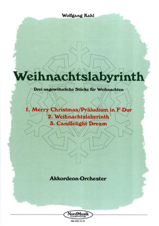 Wolfgang Kahl: Weihnachtslabyrinth