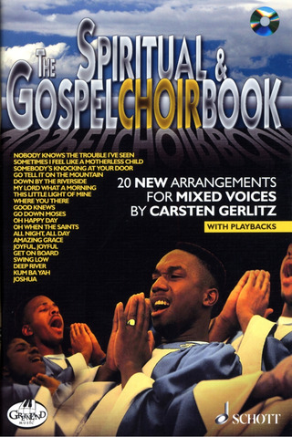 Carsten Gerlitz: The Spiritual & Gospel Choirbook
