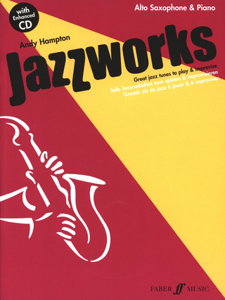 Andy Hampton: Jazzworks