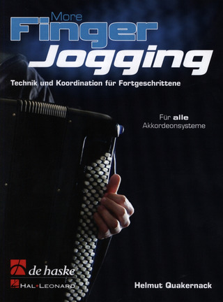 Helmut Quakernack: More Finger Jogging