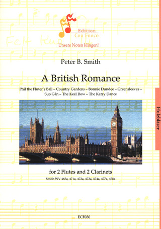 Peter B. Smith: A British Romance
