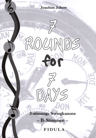 Joachim Johow: 7 Rounds For 7 Days