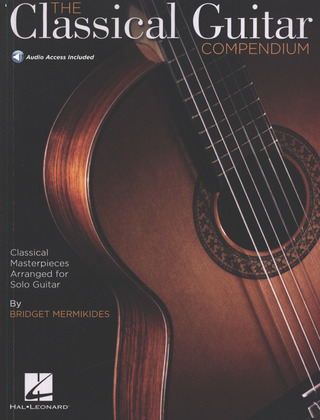 The classical guitar compendium