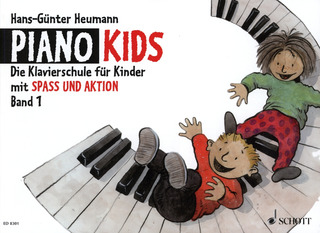 Hans-Günter Heumann: Piano Kids 1