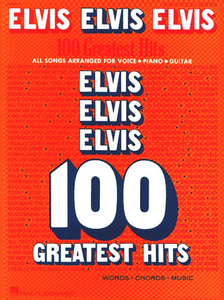 Elvis Presley: 100 Greatest Hits