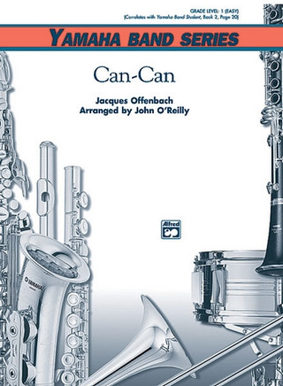 Jacques Offenbach: Can–Can