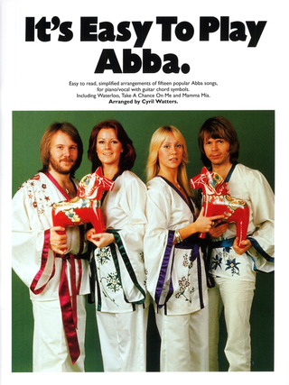 ABBA: Abba Its Easy To Play
