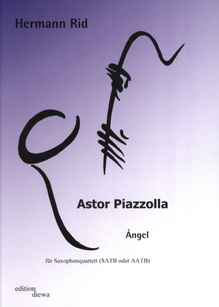 Astor Piazzolla: Angel