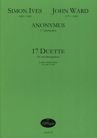 Ives Simon + Ward John + Anonymus: 17 Duette