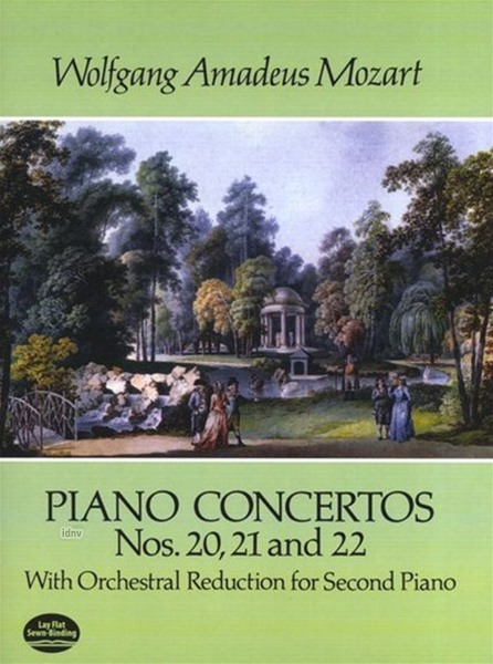 Wolfgang Amadeus Mozart: Piano Concertos Nos. 20, 21 And 22 (for two pianos)