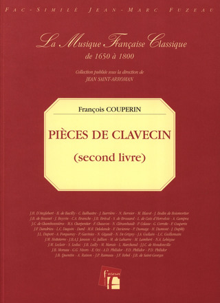 François Couperin: Pieces De Clavecin 2
