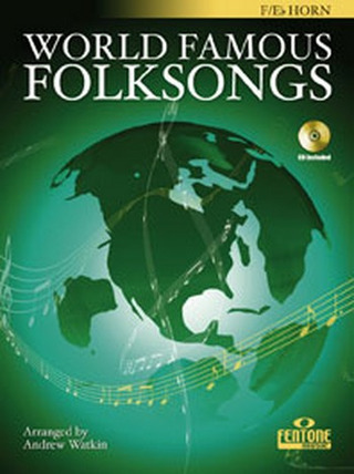 World Famous Folksongs - Horn