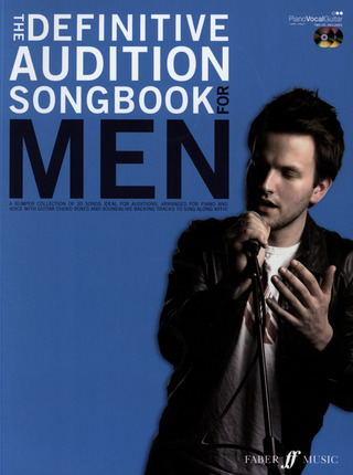 Definitive Audition Songbook - Men