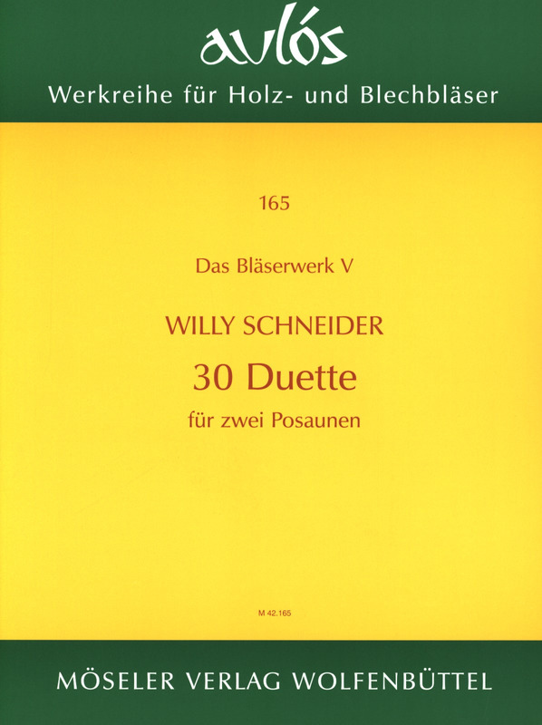 Willy Schneider: 30 Deutte