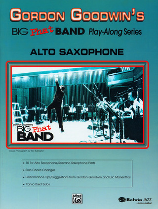 Gordon L. Goodwin: Gordon Goodwin's BIG Phat BAND Play-Along Series