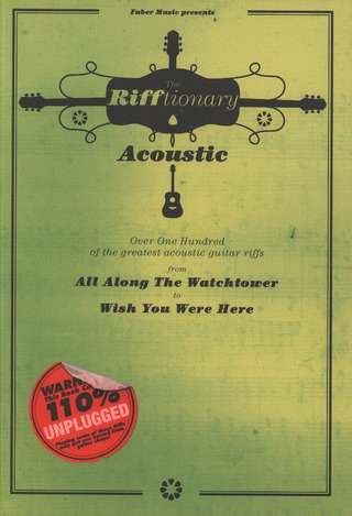 The Rifftionary Acoustic
