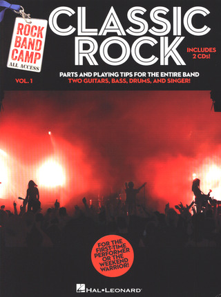 Rock Band Camp 1: Classic Rock