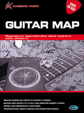 Massimo Varini: Guitar Map