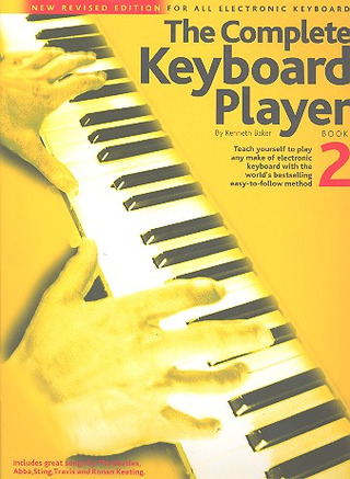 Kenneth Baker: Complete Keyboard Player Book 2 2003 Revised Edition
