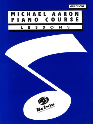 Michael Aaron: Piano Course 1