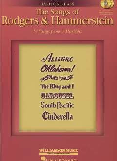 Oscar Hammerstein et al.: The Songs Of Rodgers And Hammerstein - Bass/Baritone Edition