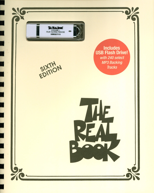 The Real Book 1 – C (+USB)