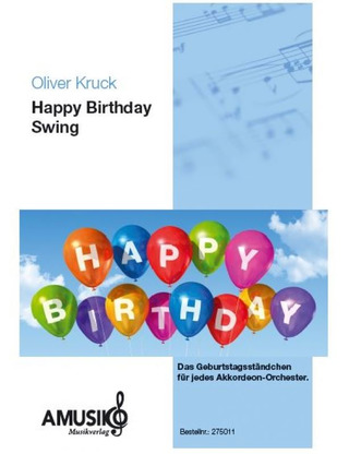 Happy Birthday Swing