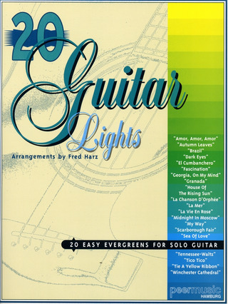 20 guitar lights