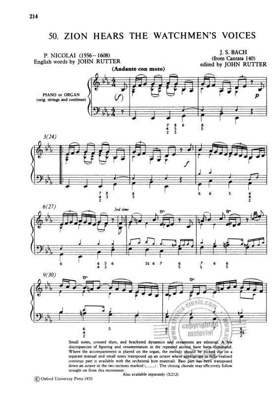 Carols for Choirs 2   buy now in Stretta sheet music shop