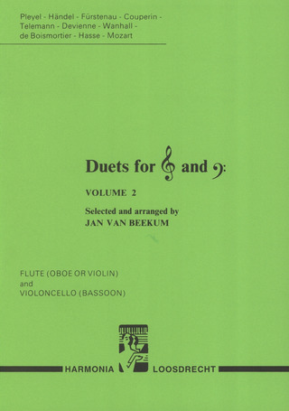 Duets for treble and bass 2