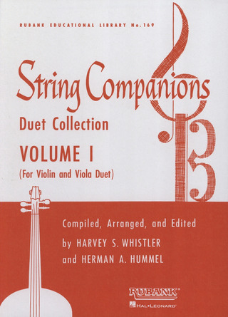 String Companions Duet Collection Vol 1