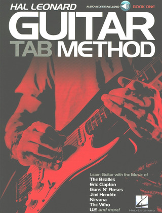 Jeff Schroedl: Hal Leonard Guitar TAB Method 1