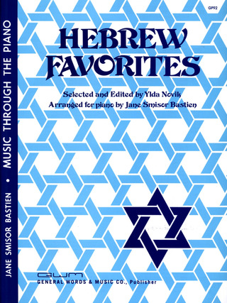 Hebrew Favorites for the piano