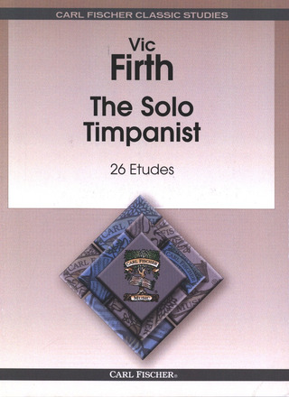 Vic Firth: The Solo Timpanist