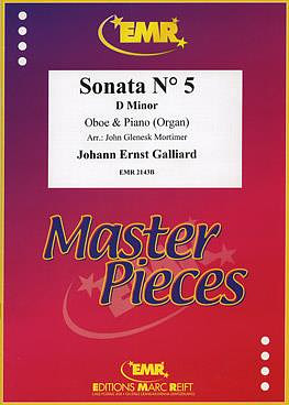 Sonata N° 5 in D minor